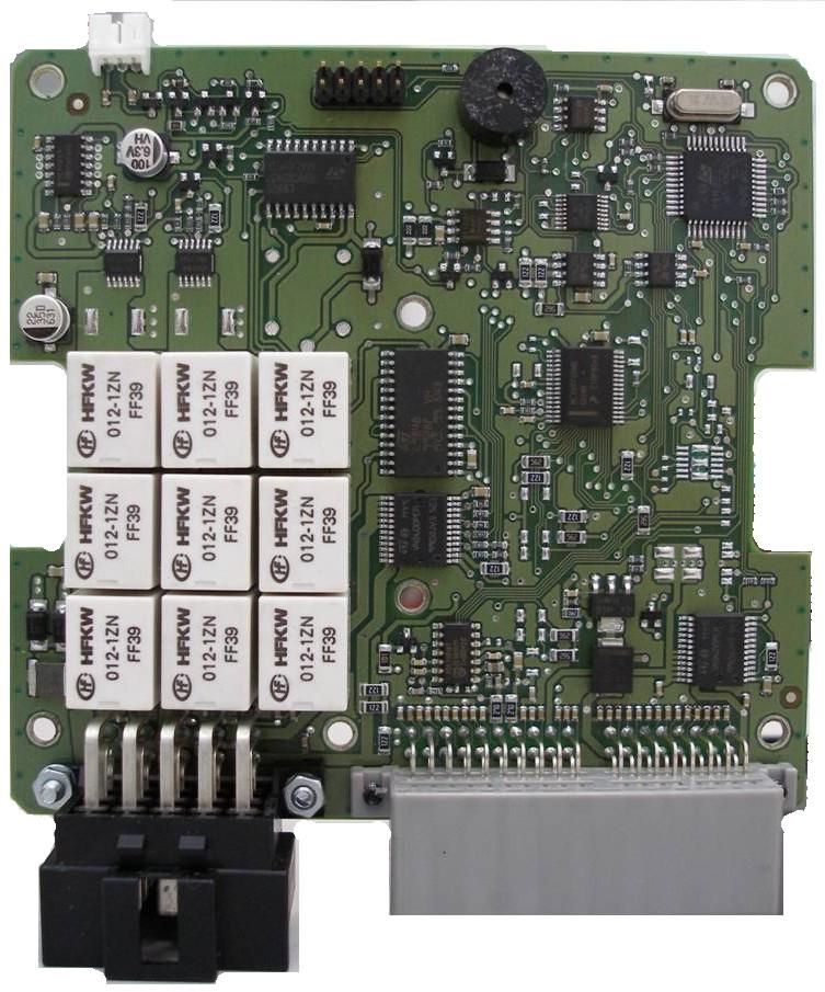 ИС- индикатор состояния; ВЗ- выключатель зажигания; ОК- обучающий; РК- рабочий ключ; ПДУ- пульт дистанционного...