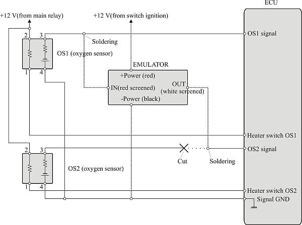 Read more.  Электрическая схема автомобиля ваз-2104 i. Дк датчик кислорода лямбда зонд предназначен для определения...