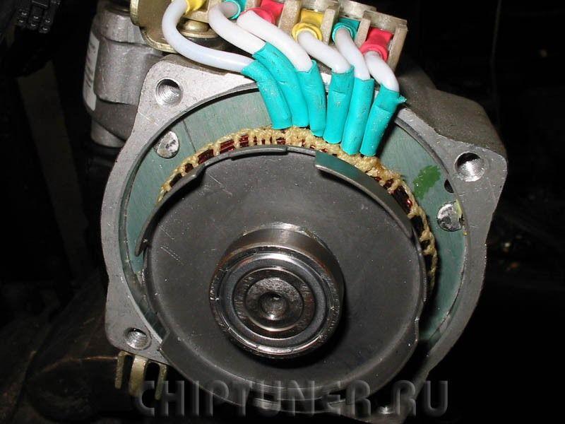 Ремонт электроусилителя руля на приоре своими руками
