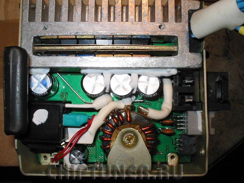 электроусилителя рулевого
