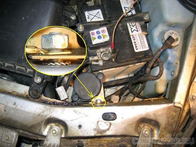 Фото №10 - масса на ВАЗ 2110 инжектор