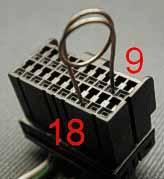 Прикрепленные изображения.  Схема глушки имобилайзера.