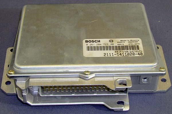 Фото платы Bosch MP7.0 (Евро-3) Фото платы Bosch MP7.0 (Евро-3) - обратная сторона.