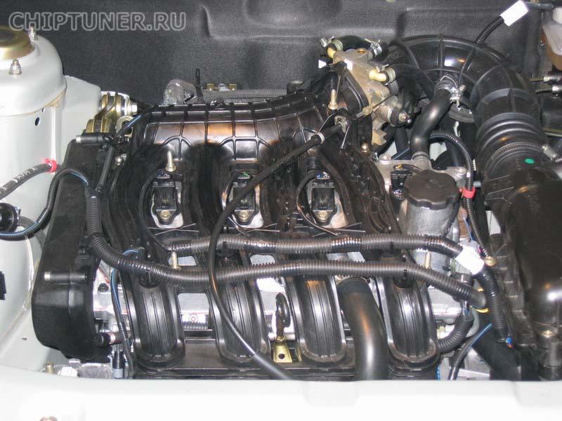 CHIPTUNER.RU - Обзор. Двигатель ВАЗ 1,6 L