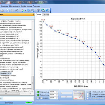 Модуль ChipTuningPro Bosch ME17.9.11/12/13 (Hyundai/Kia)