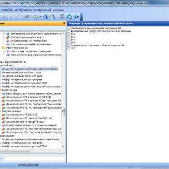 Модуль ChipTuningPro BoschME7.8.8