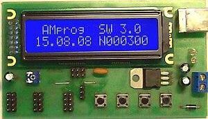 Программатор одометров Amprog v3.4