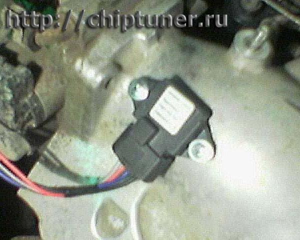 Датчик абсолютного давления (MAP-Sensor) на ВАЗ