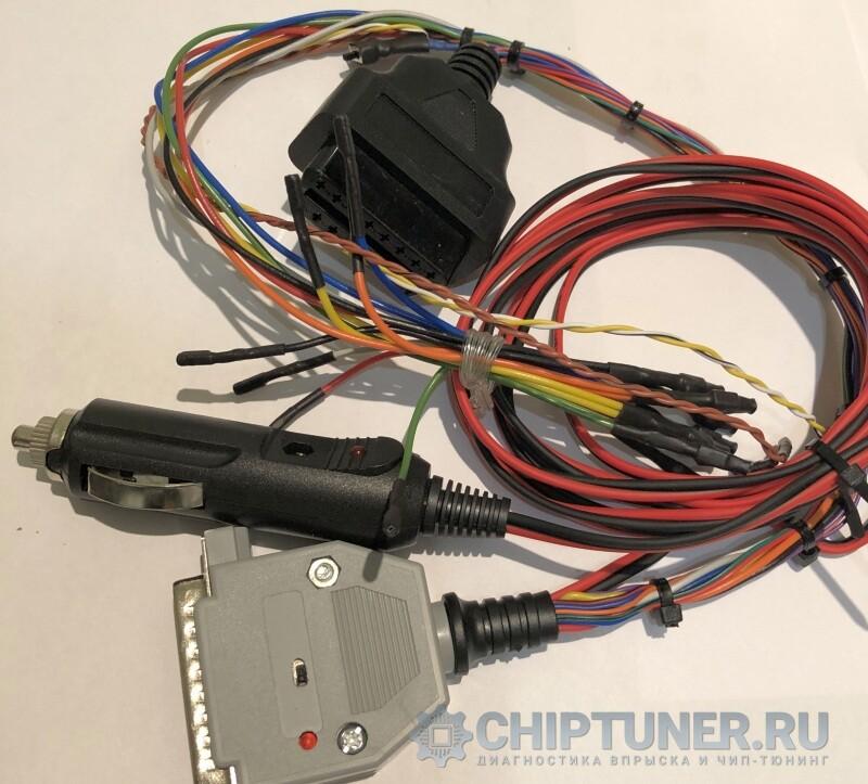 Универсальный кабель Combiloader. Инструкция по изготовлению.